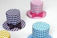 COSTUME | DISFRACES / Disfraces ingeniosos, y otros haata sencillos de hacer