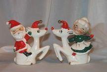 Vintage Christmas Porcelain / by Deborah Leugers