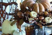 Parties & Holidays: Autumn/Thanksgiving / by Melana Orton
