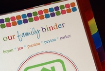 Household Binder / by April Cenora