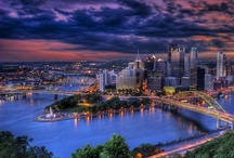Cool Place Pittsburgh, Pennsylvania / by Wesley Philp