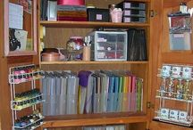 Office/Craft Room / Spare room makeover  / by Michelle Liberty