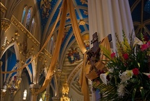 Easter at Notre Dame