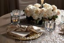 Party decor / Table settings, party decor, holidays, events