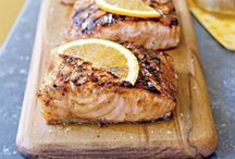 Fish/seafood night / Food and meal planning  / by Jael Jaffe