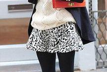 autumn / winter fashion / by Sofia