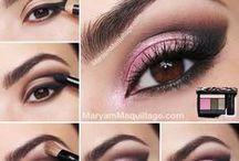 Make me up! / by Tricia Kimbrough