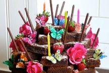 Dessert--BROWNIES / by Debby