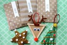 Christmas--CRAFTS / by Debby