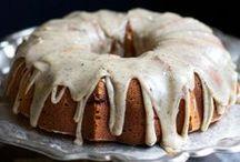 Dessert--Bundt Cakes / by Debby