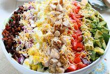 Salad / by Kristin Delisi