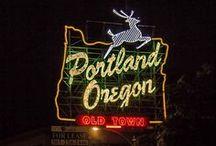Travel: USA - Oregon / by Melana Orton