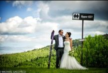 Hunter Mountain, New York Wedding / Hunter Mountain, New York Wedding
