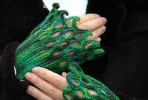Knitting And Crocheting: Warm Hands / by Deborah Leugers