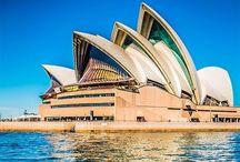Travel: Australia &  New Zealand / by Melana Orton