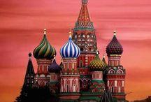 Travel: Russia / by Melana Orton
