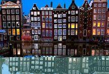 Travel: Belgium &  Netherlands (inc Amsterdam) / by Melana Orton
