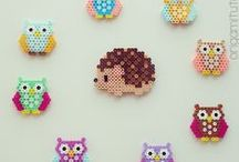Pixel Bead Art / by Judith