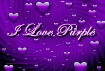 Colour purple