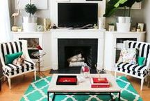 Small Space + Style / Small spaces can be full of style.