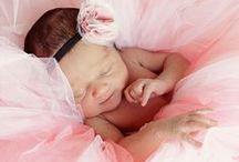 New Born Babys / by Elisabeth Johnson