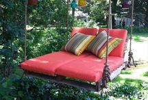 Outdoor Living: Projects, Camping, Nature, Gardening, Decor, & Outdoor FUN! / Outdoor decor, landscaping, and gardening inspiration, ideas, advice, and tutorials...