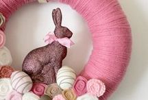 Easter / Easter inspiration - Easter tables, Easter treats and Easter Decor / by Paula Biggs for Frog Prince Paperie