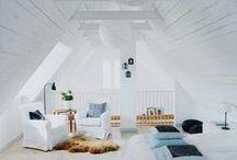 third floor/peaked roof