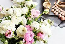 Flowers. Always. Everywhere. / by Sarah Walker