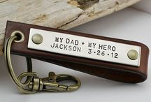 Father's Day Gift Ideas / Gift ideas for that hero in your life! Make it yourself with the kids or make a purchase from an interesting place!