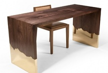 Furniture Favorites / Pieces that are impossibly brilliant and so wonderful I'd like to design a room around each one.