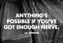 Writing Quotes and Inspiration / We all need a little inspiration. Whether directly related to article writing or containing key elements to your success, check out these great motivational tips and sage advice for writers. / by EzineArticles