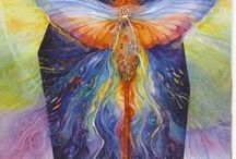 Chakras, Reiki, Hands on Healing / by Karen Lakeman