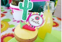 cinco de mayo party / by Paula Biggs for Frog Prince Paperie