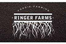 Agriculture logos  / by ZillionDesigns.com