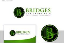 Law logos / by ZillionDesigns.com
