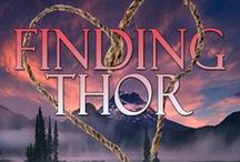 Finding Thor / Cara Cassidy always envisioned love to be Thor, slamming his hammer into the earth, and it resonating within her for a lifetime. She never expected it would be a thousand tiny actions from a normal boy. When international intrigue hits small town America, more than the car chases get your blood pumping.  Young Adult - Romantic Suspense.