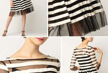 My Stripe Addiction / by The Happy Woman