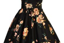Little Black Dresses / by The Happy Woman