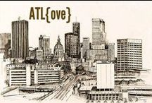 Atlanta, Georgia / by Trae Sieczko