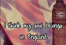 British love / Never been there, but have an English soul