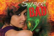 Super Bad (Super Villain Academy Bk 3) / The world is in chaos. Violence and thievery reign. And with the supers still balanced, it's only getting worse. Without good versus evil, the supers care less and less. In order to restore purpose, the world needs its super heroes and its super villains, but the one who balanced them in the first place is missing.