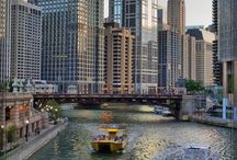 Chicago, here we come. / Restaurants & bars worth visiting