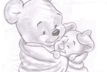 Pooh-bear / My favourite characters