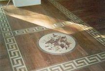 Floor Border Designs