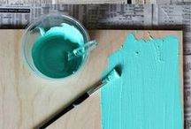 get crafty / by April Kilpatrick