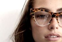 look book // four eyes / glasses are cool