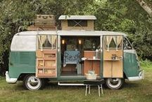 outdoors // trailers + campervans / airstreams // trailers // RVs // gtrvs // mobile housing