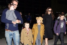 B E C K s / David and Victoria Beckham. Obsession, Becks style. / by Miss M