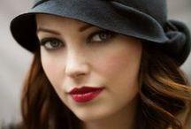 look book // hats